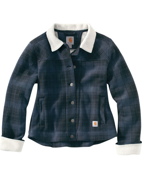 Carhartt Women's Cedar Jacket, Navy, hi-res