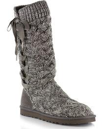 UGG® Women's Mahalya Knit Casual Boots, , hi-res