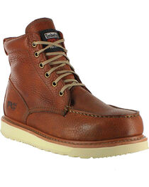 "Timberland Pro Men's 6"" Work Boots, , hi-res"