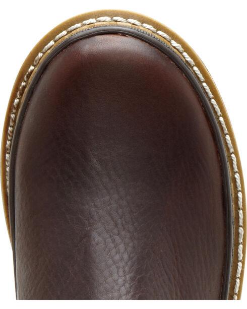 Georgia Kid's Little Giant Romeo Casual Shoes, Brown, hi-res