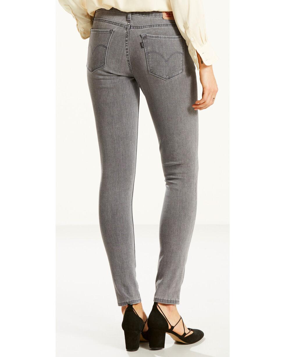 Levi's Women's 711 Smoke and Mirrors Skinny Jeans , Indigo, hi-res