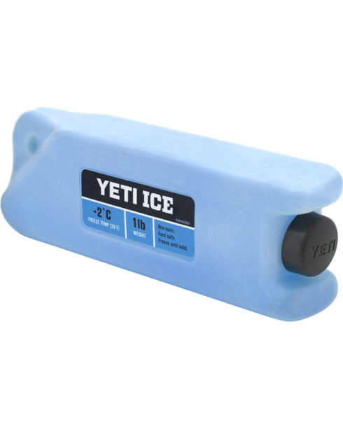 YETI ICE 1-LB Cooler Pack, Blue, hi-res