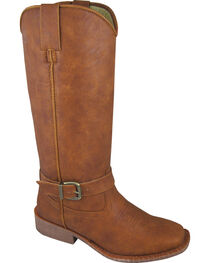 Smoky Mountain Buttercup Tall Riding Boots - Square Toe, , hi-res