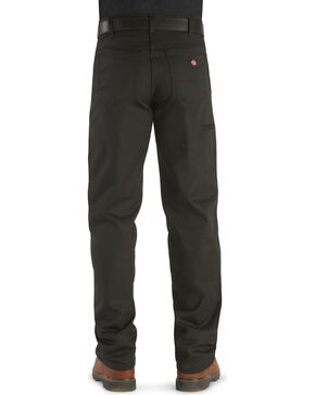 Dickies Stay Dark Work Jeans - Big & Tall, Black, hi-res