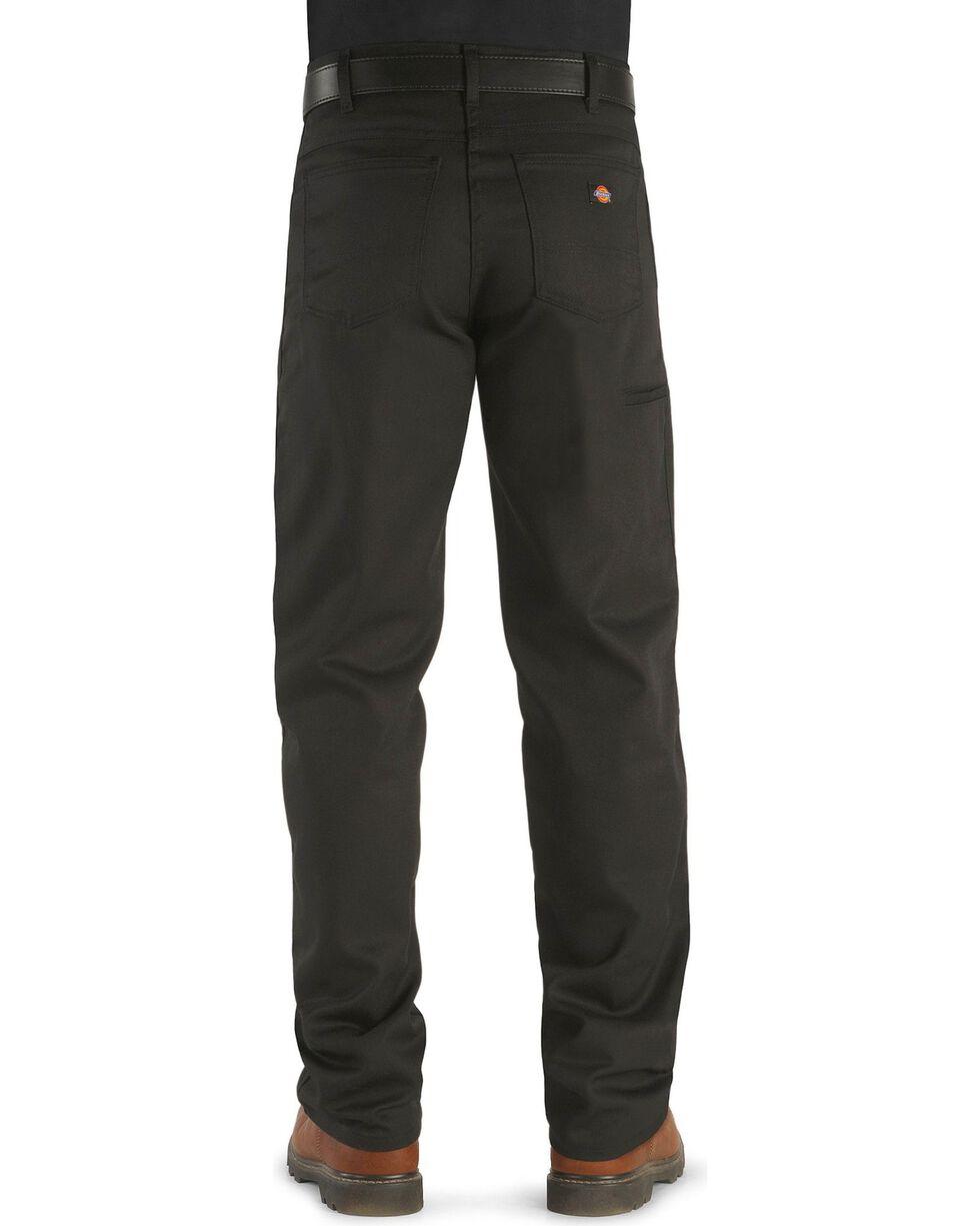 Dickies Stay Dark Work Jeans - Big & Tall, Black, hi-res