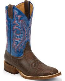 Justin Bent Rail Men's Western Boots, , hi-res
