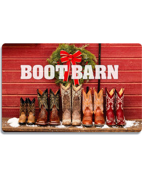 Boot Barn Christmas Boots eGift Card, No Color, hi-res