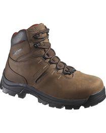 """Wolverine Men's 6"""" Bonaventure Waterproof EH Work Boots, , hi-res"""