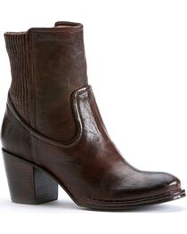 Frye Women's Lucinda Scrunch Short Boots - Round Toe, , hi-res