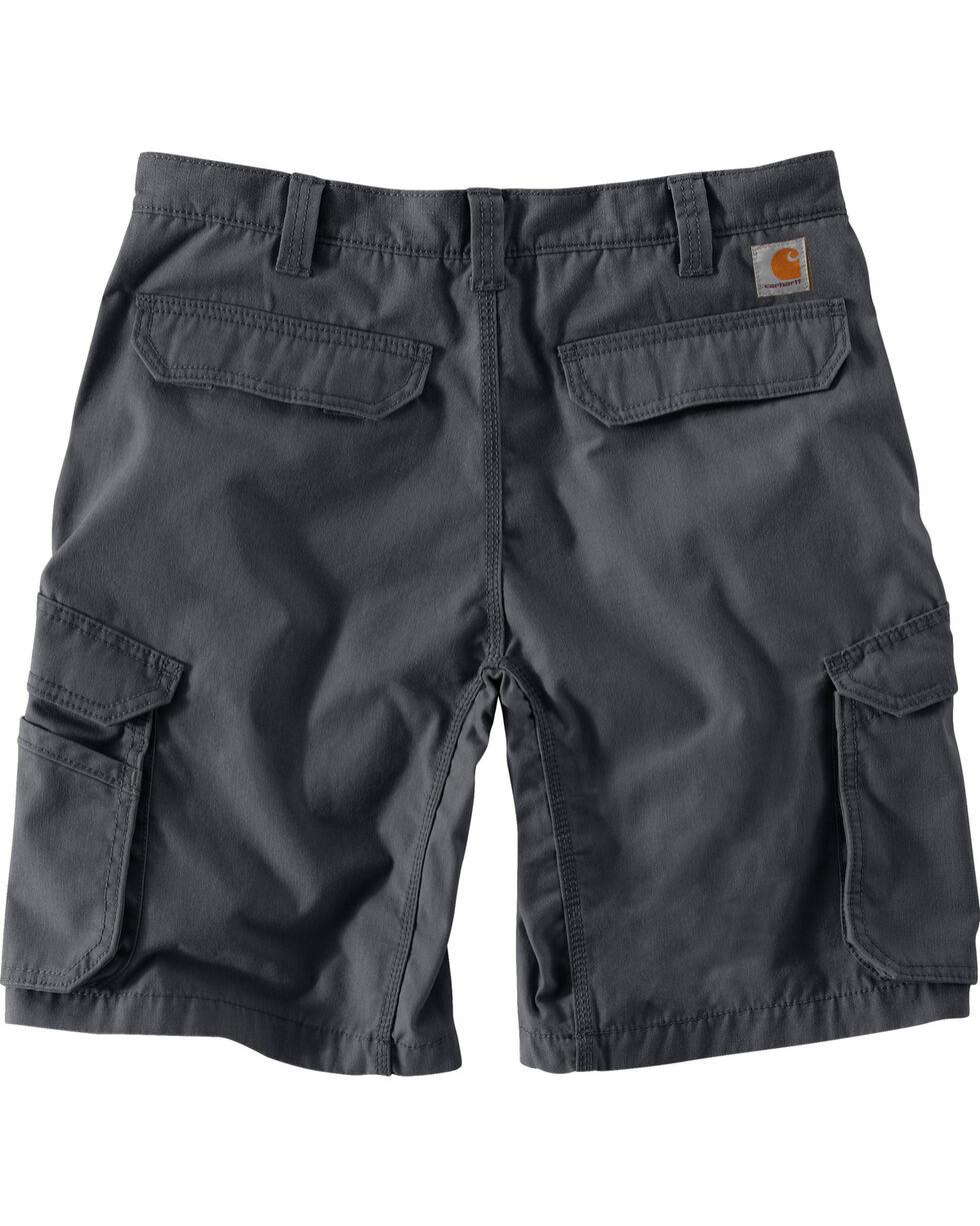 Carhartt Men's Force Tappen Cargo Shorts , Grey, hi-res