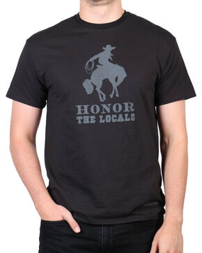 Pendleton Men's Honor The Locals T-Shirt, Black, hi-res