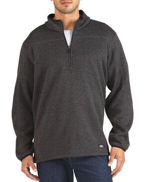 Dickies Work Tech Water-Repellent Fleece Pullover, Grey, hi-res