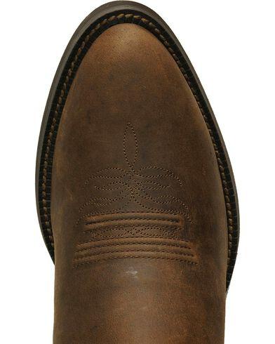 Justin Men S Stampede Western Boots Boot Barn