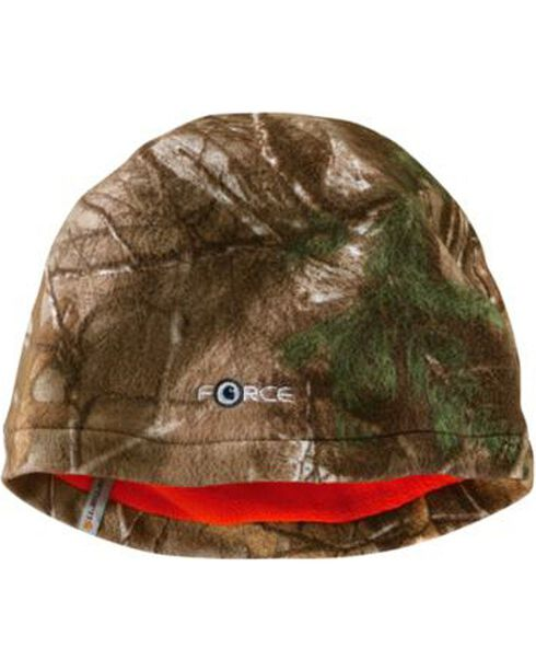 Carhartt Force Swifton Camo Fleece Cap, , hi-res