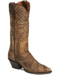 Dan Post Sidewinder Mad Cat Cowgirl Boot - Snip, , hi-res