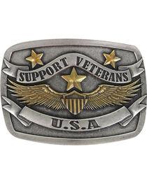 Cody James® Men's Support The Veterans Belt Buckle, , hi-res