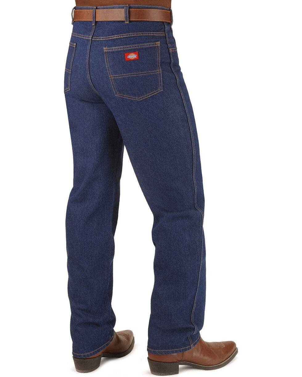 Dickies Reg Fit Prewashed Work Jeans, Prw Indigo, hi-res