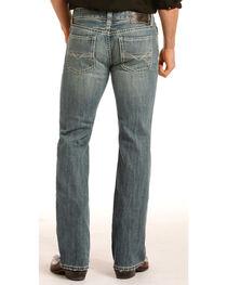 Rock & Roll Cowboy Men's Pistol Medium Wash Jeans - Straight Leg, , hi-res