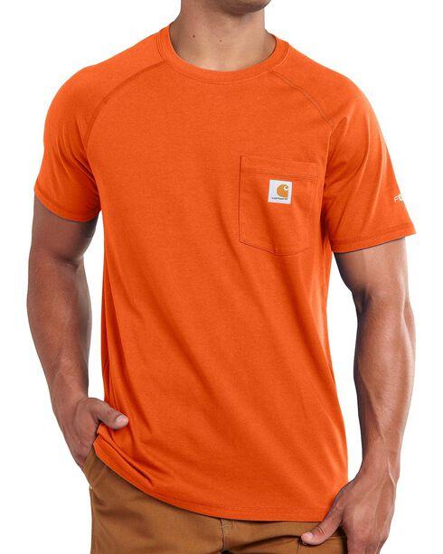 Carhartt Force Cotton Short Sleeve Shirt, , hi-res