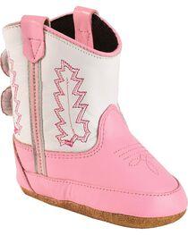 Old West Infant Girls' Pink Poppets, , hi-res