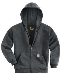 Carhartt Men's Midweight Hooded Pullover Sweatshirt, , hi-res