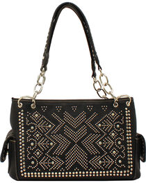 Blazin Roxx Women's Stud Embellished Purse, , hi-res