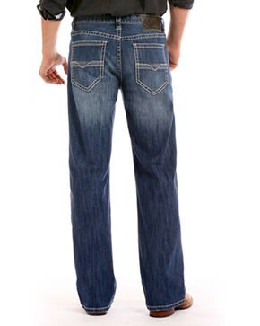 Rock & Roll Cowboy Men's ReFlex Cannon Jeans - Boot Cut , Indigo, hi-res