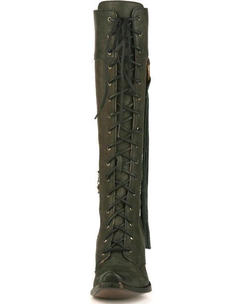 Junk Gypsy by Lane Women's Trailblazer Western Boots, Black, hi-res