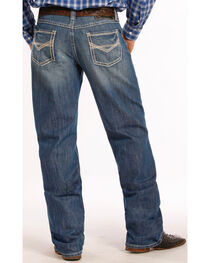 Tuf Cooper Performance by Rock & Roll Denim Competition Fit Jeans - Straight Leg , , hi-res