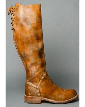 Bed Stu Women's Manchester Tall Boots, Rustic Brn, hi-res