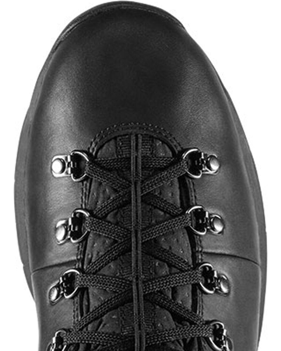 Danner Men's Mountain Work Boots, Black, hi-res