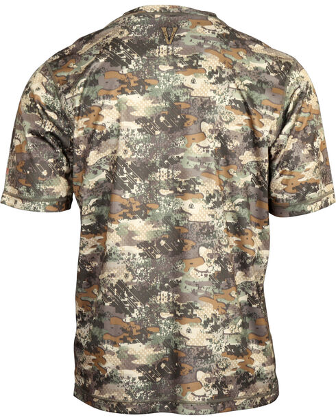 Rocky Men's Stratum Short Sleeve T-Shirt , Camouflage, hi-res