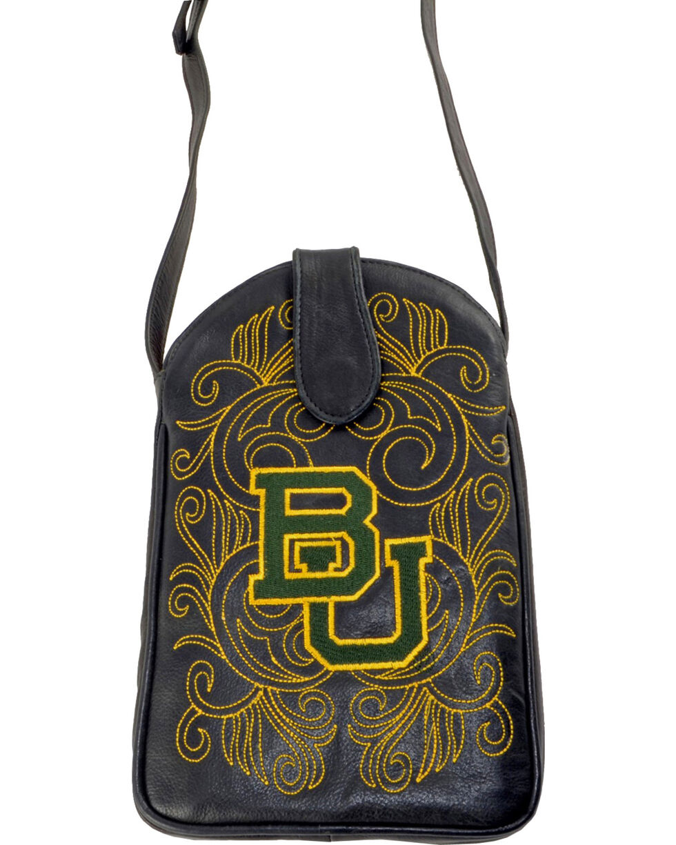 Gameday Boots Baylor University Crossbody Bag, , hi-res