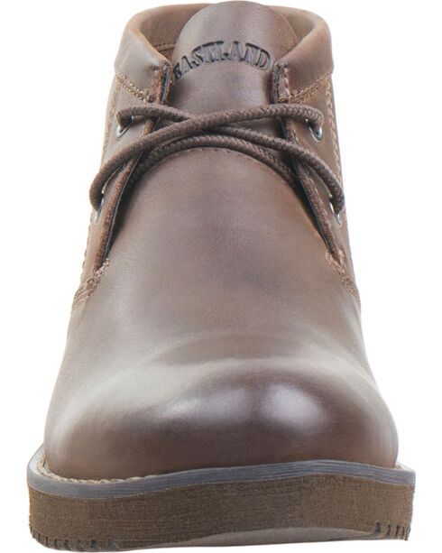 Eastland Women's Tan Harmony Chukka Booties, Tan, hi-res