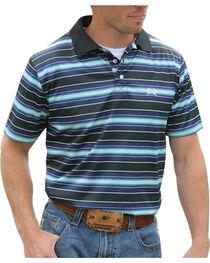 Cinch Men's Western Athletic Short Sleeve Polo, , hi-res
