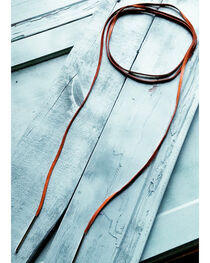 Jewelry Junkie Women's Boho Leather Lariat Necklace , , hi-res