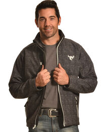 Cowboy Hardware Men's Softshell Jacket, , hi-res