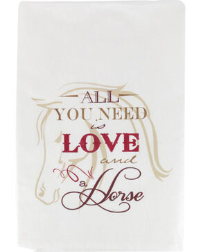 BB Ranch® All You Need Dish Towel, No Color, hi-res