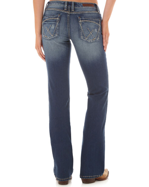 Wrangler Women's Retro Sadie Bootcut Jeans, Indigo, hi-res