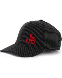 Justin Men's Pin Stripe Flex Ball Cap, , hi-res