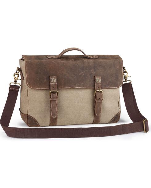 Big Sky Carvers Big Shot Messenger Bag, Beige/khaki, hi-res