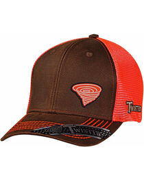 Twister Men's Brown Twister Logo Baseball Cap, , hi-res