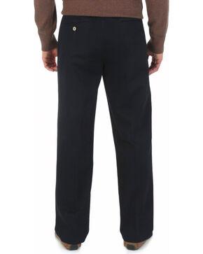 Wrangler Men's Rugged Wear Cotton Casual Pants, Black, hi-res