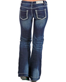 Rock & Roll Denim Women's Trouser Jeans, , hi-res