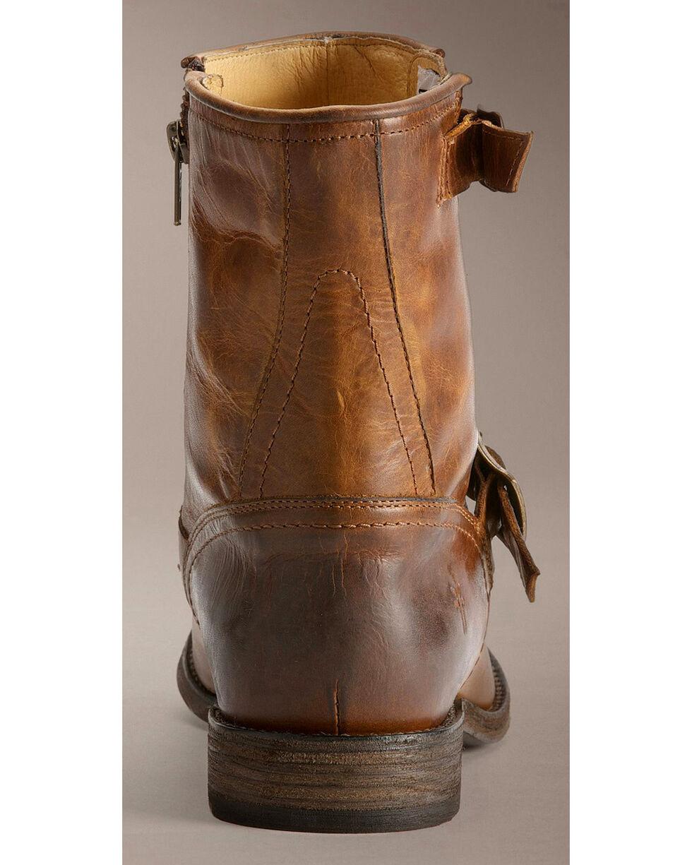 Frye Smith Engineer Boots, Tan, hi-res