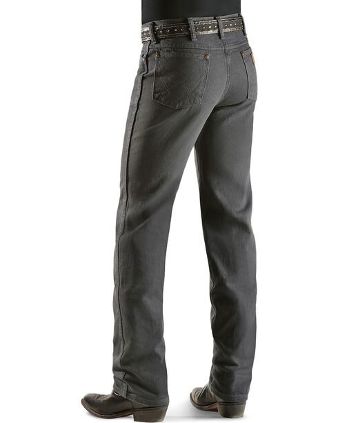 "Wrangler Jeans - 936 Slim Fit Prewashed - 38"" Tall Inseam, Charcoal Grey, hi-res"