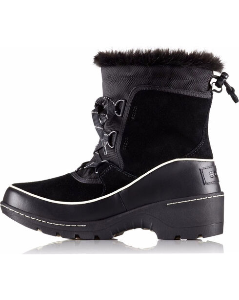 Sorel Women's Tivoli III  Winter Boots, Black, hi-res