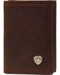 Ariat Men's Tri-Fold Wallet, , hi-res