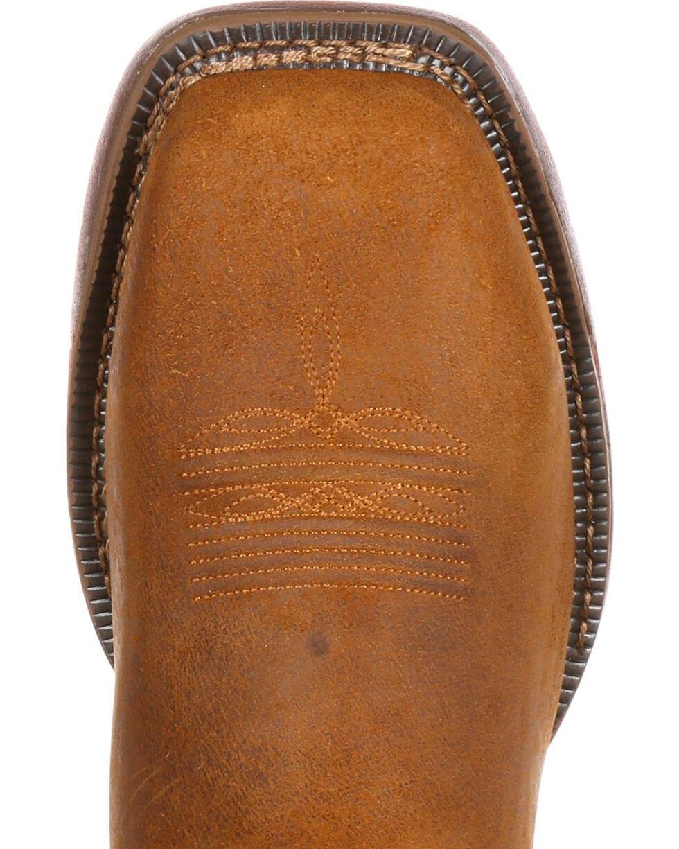Rocky Men's Long Range Composite Toe Western Boot, , hi-res