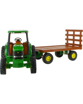 John Deere® Tractor and Wagon Playset, Green, hi-res